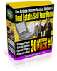 Thumbnail *New* 50 Articles on Real Estate and Sell Your House + PLR