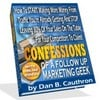 Thumbnail Confessions of a Follow Up Marketing Geek+mrr