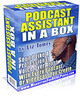Thumbnail NEW!* Podcast Assistant In A Box  with MRR