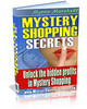 Thumbnail Mystery Shopping Secrets with mrr