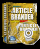 Thumbnail *Hot* EZ Article Brander With MRR