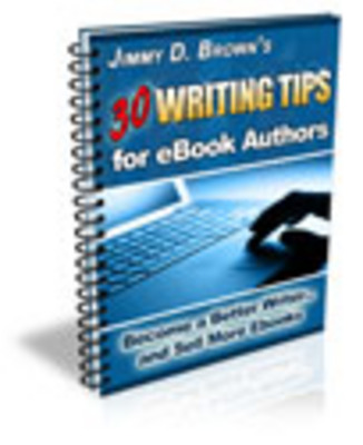 Pay for *New* 30 Writing Tips for eBook Authors