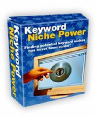 Pay for *All New*  Keyword Niche Power With MRR