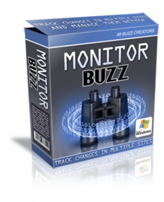 Pay for *New *! Monitor Buzz  With MRR!
