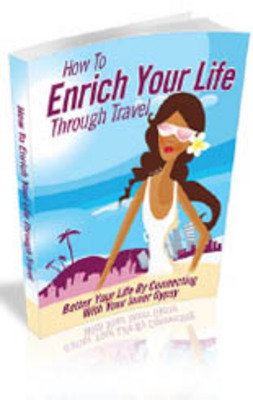 Pay for How To Enrich Your Life Through Travel with mrr