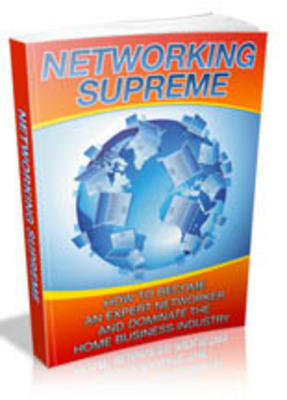 Pay for NEW 2010 Networking Supreme with mrr