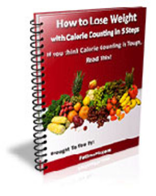 Pay for How to Lose Weight with Calorie Counting in 5 Steps with mrr