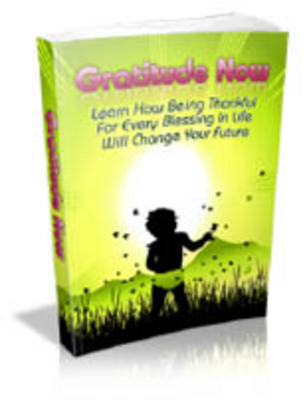 Pay for Gratitude Now ebook with MRR