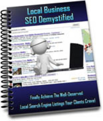 Pay for *New* Local Business Seo Demystified, Comes With MRR