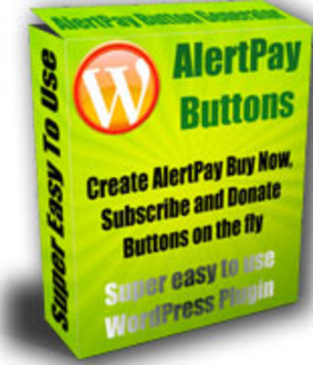 Pay for *New* AlertPay Buttons Plugin with MRR