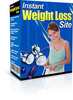 Thumbnail Instant Weight Loss Mini Site (Including MRR)