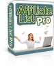 Thumbnail Affiliate List Pro including Master Resell Right