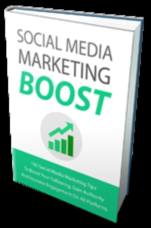 Pay for Social Media Marketing Boost! MRR Included