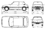 Thumbnail Peugeot 205 Service Manual