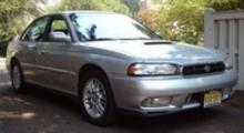Thumbnail Subaru Legacy Service & Repair Manual 1999