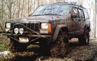 Thumbnail Jeep Cherokee XJ Service & Repair Manual 1988, 1989, 1993, 1994, 1995