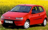 Thumbnail Fiat Punto Service & Repair Manual 1993-1999