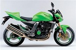 Thumbnail Kawasaki Z1000 (ZR1000-A1) Motorcycle Service & Repair Manual 2005 (Searchable, Printable PDF)