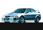 Thumbnail Mitsubishi Lancer Evolution IV-V Workshop Service Manual 1996-1998