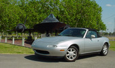 Thumbnail Mazda Miata Workshop Service Manual 1991