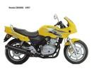 Thumbnail HONDA 1993-2001 CB500/CB500S TWIN MOTORCYCLE WORKSHOP REPAIR & SERVICE MANUAL #❶ QUALITY!