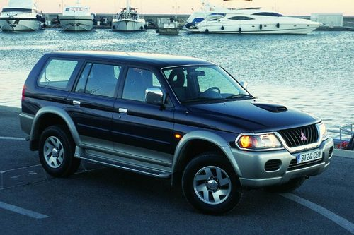Pay for Mitsubishi Pajero Sport Service & Repair Manual 1999, 2000, 2001, 2002