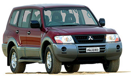 Pay for 1991-2003 Mitsubishi Pajero Service Repair Manual Megapack