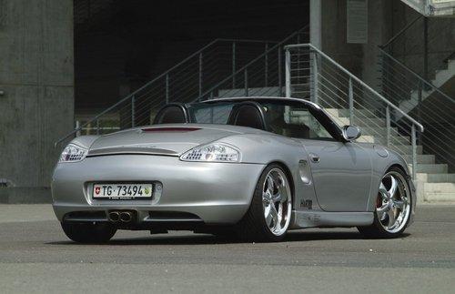 Pay for Porsche Boxster (986) Service & Repair Manual 1996-2000