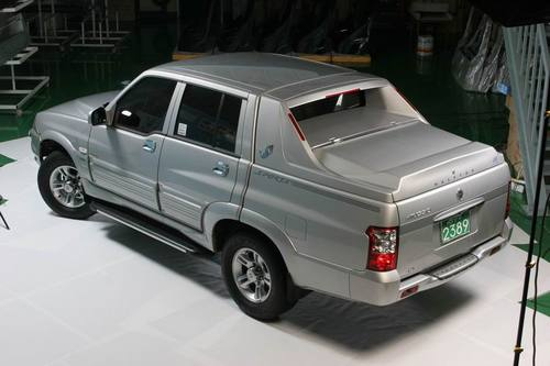 Pay for SsangYong Musso Service & Repair Manual 1993-2005