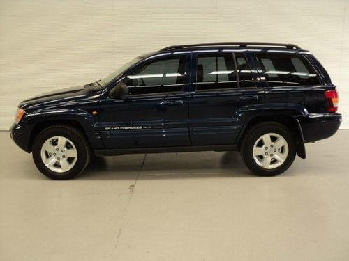 Pay for Jeep Grand Cherokee WG Service & Repair Manual 2002