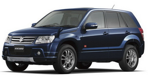 Suzuki Escudo Manual