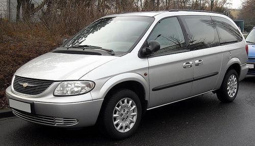 Pay for Chrysler GS Town & Country, Caravan and Voyager Service & Repair Manual 2000