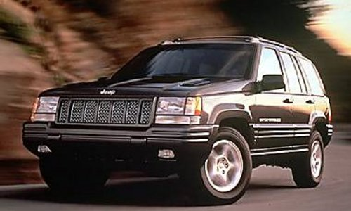 jeep grand cherokee (rhd&lhd) service & repair manual 1998 - downlo