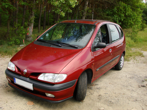 Renault scenic service manual download