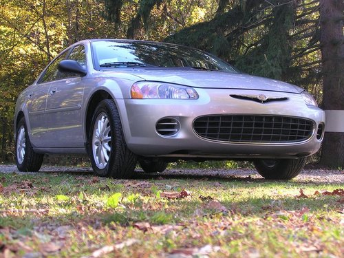 Chrysler  Dodge Sebring  Stratus Sedan  Sebring Cabriolet  Jr27  Jr41