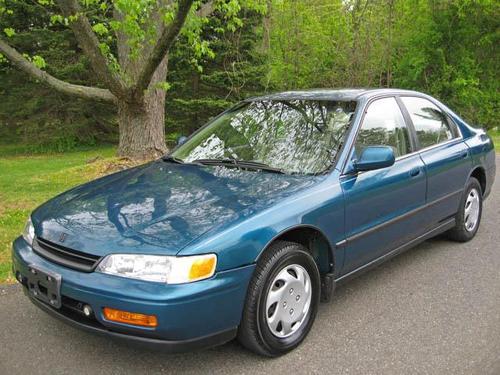 1996 honda accord repair manual