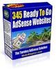 Thumbnail 345 Adsense Websites Ready to go!