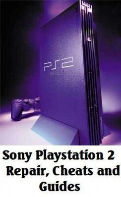 BEST SONY PLAYSTATION 2 PS2 CONSOLE SYSTEM CHEAT CODE REPAIR