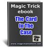 Thumbnail Card In Case - Brandable Magic Trick e-book