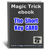 Thumbnail The Short Key Card - Brandable Magic Trick e-book