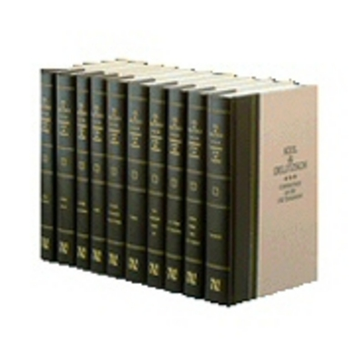 Pay for Keil and Delitzsch Old Testament Commentary (10 vol.)