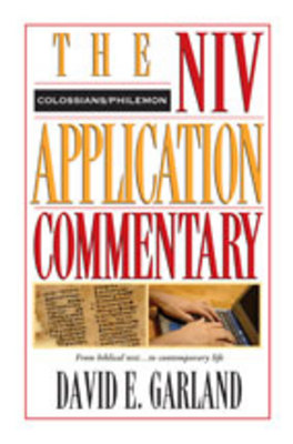 Pay for NIV Application Commentary on Colossians, Philemon