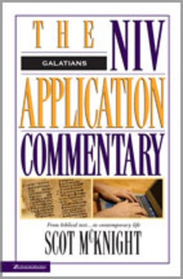 Pay for NIV Application Commentary on Galatians