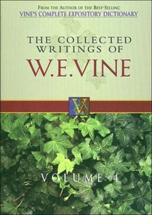Pay for W.E. Vine Select New Testament Bible Commentaries (16 vol.)