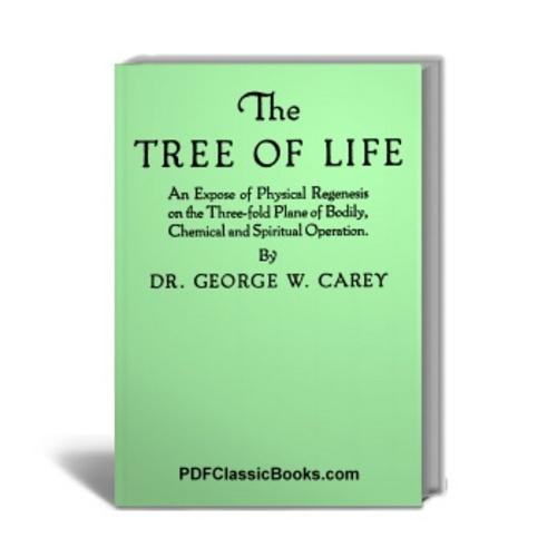 the tree of life george w carey pdf