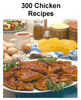 Thumbnail 300 Chicken Recipes pdf book download