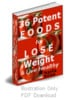 Thumbnail 36 Potent Foods to Lose Weight and Stay Healty