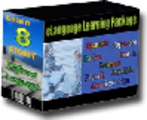 Thumbnail eLanguage - 8 Language eBook Course