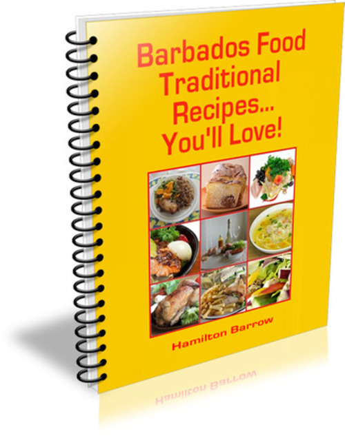 Pay for Traditional Barbados Recipes