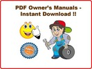 Thumbnail Poulan Pro OWNERS MANUAL MODEL PPR20H42STB LAWN TRACTOR PDF Download !!